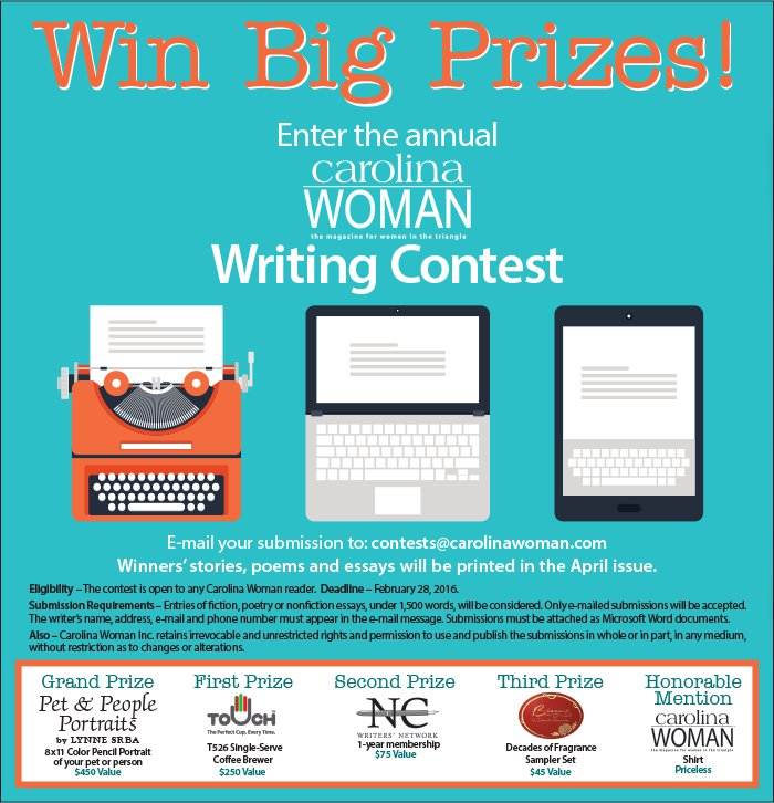 contests for writing an essay The pbs kids writers contest is produced by pbs and is based on the reading rainbow® young writers and illustrators contest, a concept developed by wned.