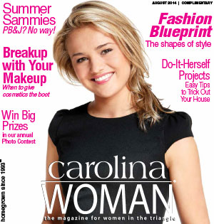 Carolina woman magazine 90 make all the important purchasing decisions for their households malvernweather Images