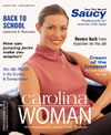 Carolina Woman August 2004 Cover